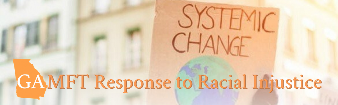 GAMFT Response to Racial Injustice